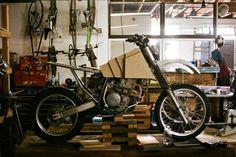 West America's adventure motorcycles