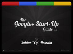 Google start up tips