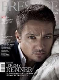Resultado de imagem para jeremy renner magazine covers