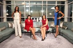 (l-r) Robin A. Young, Financial Adviser and President, Women Behaving Wealthy