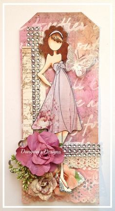 Loves Rubberstamps Blog: Fabulous Friday Inspiration using Prima Dolls