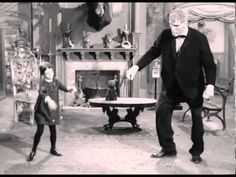The Addams Family - Wednesday teaches Lurch a new dance.