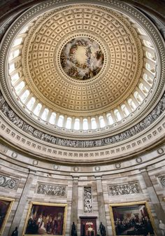 The Sanctum of Liberty - US Capitol - bfhstudios.com/blog