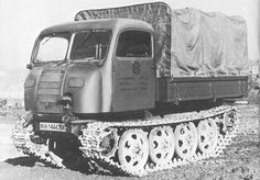 Rso ww2 german vehicles