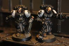 WAR HEAD: Black Templars