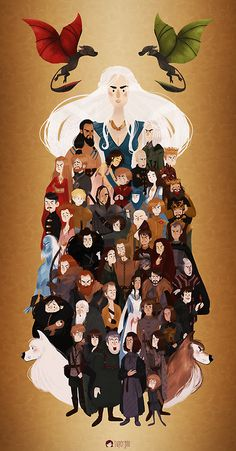 Game of Thrones by Gna-in-your-butt