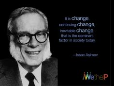 Happy Birthday, Issac Asimov! 1920-1992 Isaac Asimov was an American author and professor of biochemistry at Boston University, best known for his works of science fiction and for his popular science books. Asimov was one of the most prolific writers of all time, having written or edited more than 500 books and an estimated 90,000 letters and postcards. His books have been published in nine out of ten major categories of the Dewey Decimal Classification.