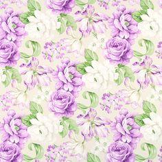 Deco Flowers by tecidos.com.pt