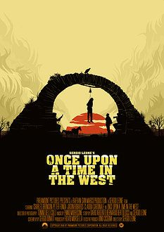 Once Upon a Time in the West - Mainger | MOVIE POSTERS