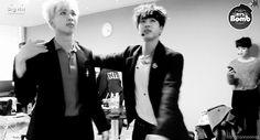 gif, jin, and bts de yoongi | We Heart It