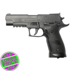 GG G226 CO2 Airsoft Pistol | Badlands Paintball Gear Canada