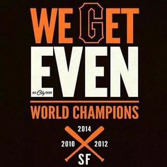 Giants 2014 World Series Champions 2014 World Series, San Francisco Giants Baseball, My Giants, Buster Posey, Sports Figures, National League, Champion, 49ers Pictures, Cracker Jacks