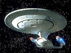 The U.S.S. Enterprise NCC-1701-D was a Galaxy-class starship and the flagship of Starfleet. The fifth starship to be named Enterprise, she was commanded by Captain Jean-Luc Picard. With a total of 42 decks, the Enterprise-D was twice the length and had e...