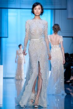 elie saab lace and sparkle
