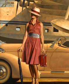 peregrine-heathcote-oil-paintings-realistic-retro(70)