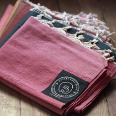 Mysore Yoga Paris Cotton Rugs through Le Yoga Shop Paris.