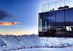 James Bond film locations: Sölden gears up for the new 007 film - Telegraph