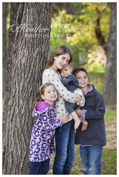 sibling portrait - Heather Thorne Photography