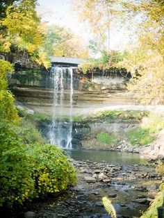 Minnehaha Falls Park, Minneapolis, Minnesota