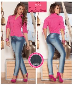 COUTURE to CONTOUR  - Seductora 2013-1 (http://www.couturetocontour.com/seductora-2013-1-collection/) #clarents jeans