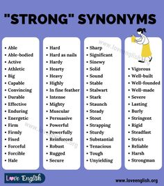 Strong Synonyms Hale And Hearty, Sentences, Vocabulary, Improve Yourself, How To Become, Give It To Me, Strong, Writing, Frases