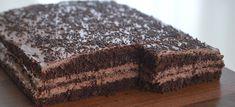 Prajitura cu crema de cacao, frisca si mascarpone Pavlova, Biscuits, Caramel, Yummy Food, Desserts, Christmas Cakes, Dulce De Leche, Food, Mascarpone