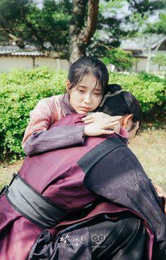 Prince Wang so and Hae soo ❤ Scarlet Heart Ryeo Wallpaper, Moon Lovers Drama, Wang So, Lee Joong Ki, Kang Haneul, Suspicious Partner, Drama Korea, Korean Actors, Korean Dramas