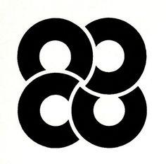 Logo/Symbols/Isotypes and Brand / Yusaku Kamekura Logo 7 | Flickr - Photo Sharing!