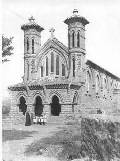 Iglesia del Salvador, Villaspesa (Terue).