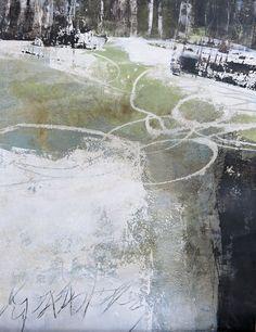 10 - o.T. Mischtechnik auf Acryl-Malkarton - 64 cm x 50 cm (HxB)