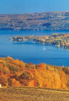 Autumn in upstate NY