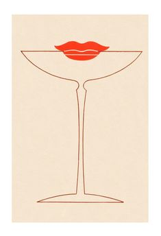 Hoefly's Cocktail Kiss, Long Beach, California Vintage Menu Art from The Culinary Institute of America LoveMenu Art Vintage Menu Prints Orange Party, Vintage Menu, Vintage Art, Vintage Vogue, Vintage Prints, Vintage Posters, Ribs Restaurant, Restaurant Identity, Bar Deco