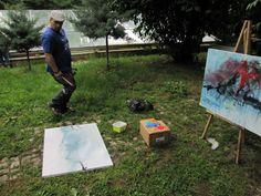 International Art Symposium in Kosovo Artist, Artwork, Om Art, Work Of Art, Auguste Rodin Artwork, Artists, Artworks, Illustrators