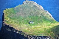 This solitary house on an island is ideal for people who hate neighbours