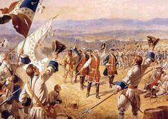 (Le Canada ) [10 février] 1763 : signature du traité de Paris, qui met fin à la guerre de Sept Ans et réconcilie, après trois ans de négociations, la France et la Grande-Bretagne.    Louis XV renonce à la Nouvelle-France et récupère les Antilles.