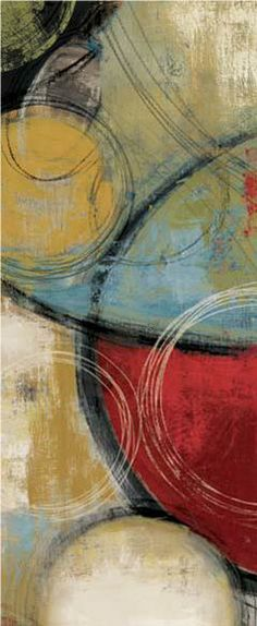 Elements circles I - Tom Reeves