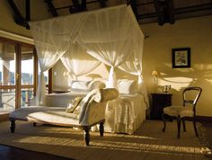 Epacha Game Lodge and Spa Game Lodge, Lodge Style, British Colonial, Beautiful Homes, Beautiful Beds, African Safari, Lodges, Luxury, House
