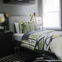 Teen Boy s Bedroom