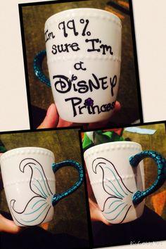 DIY Sharpee mug