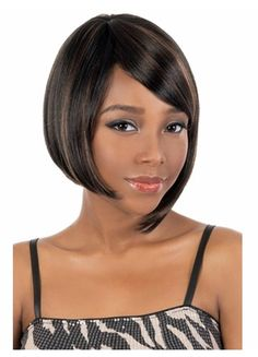 Synthetic  Bob Wig