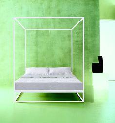 letti on pinterest. Black Bedroom Furniture Sets. Home Design Ideas