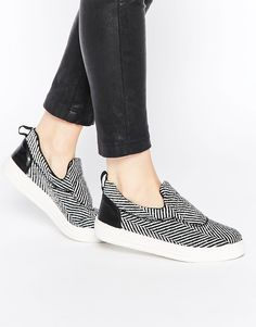 Image 1 of ASOS DJ PLAY THAT SONG Sneakers