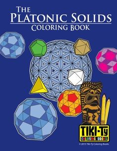 The Platonic Solids Coloring book: Volume 2