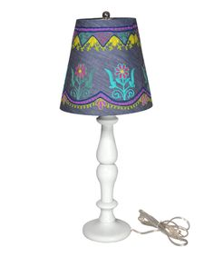Loving this Gray Table Lamp on #zulily! #zulilyfinds