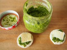 Spinach Pesto | Hungry Cub