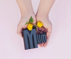 Thanks Mom, Love You Too by Wanda on Etsy