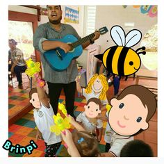 Actividades y Mas Aqui👇 Musicals, Mickey Mouse, Disney Characters, Fictional Characters, Make It Yourself, Infant Activities, Music Therapy, Preschool, Michey Mouse