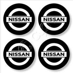 Tapacubos Nissan, En Alto Relieve, Cromados Brillantes - U$S 6,50