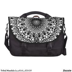 #Tribal #Mandala #Bag For #Laptop
