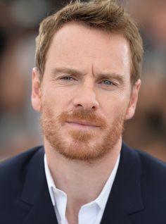"Michael Fassbender Photos - Michael Fassbender attends the ""Macbeth"" Photocall during the annual Cannes Film Festival on May 2015 in Cannes, France. - ""Macbeth"" Photocall - The Annual Cannes Film Festival X Men, Michael Fassbender And Alicia Vikander, Ginger Men, Ginger Beard, Red Beard, Imaginary Boyfriend, Marvel Actors, Marvel Man, James Mcavoy"
